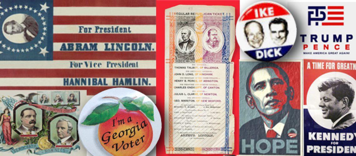 Campaign graphics